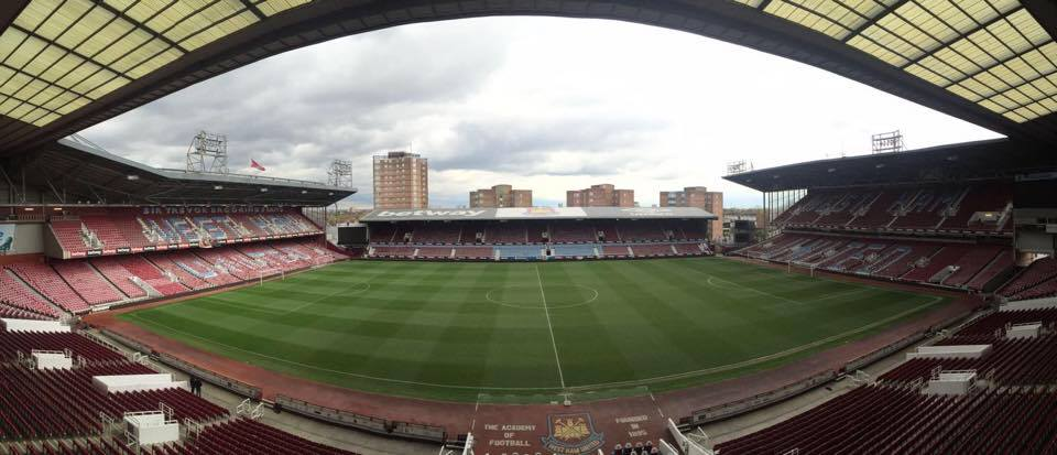Boleyn Ground Panorama