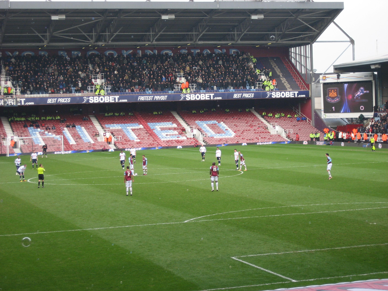 West Ham v. Millwall