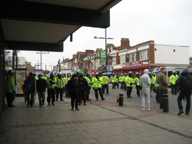the riot squad