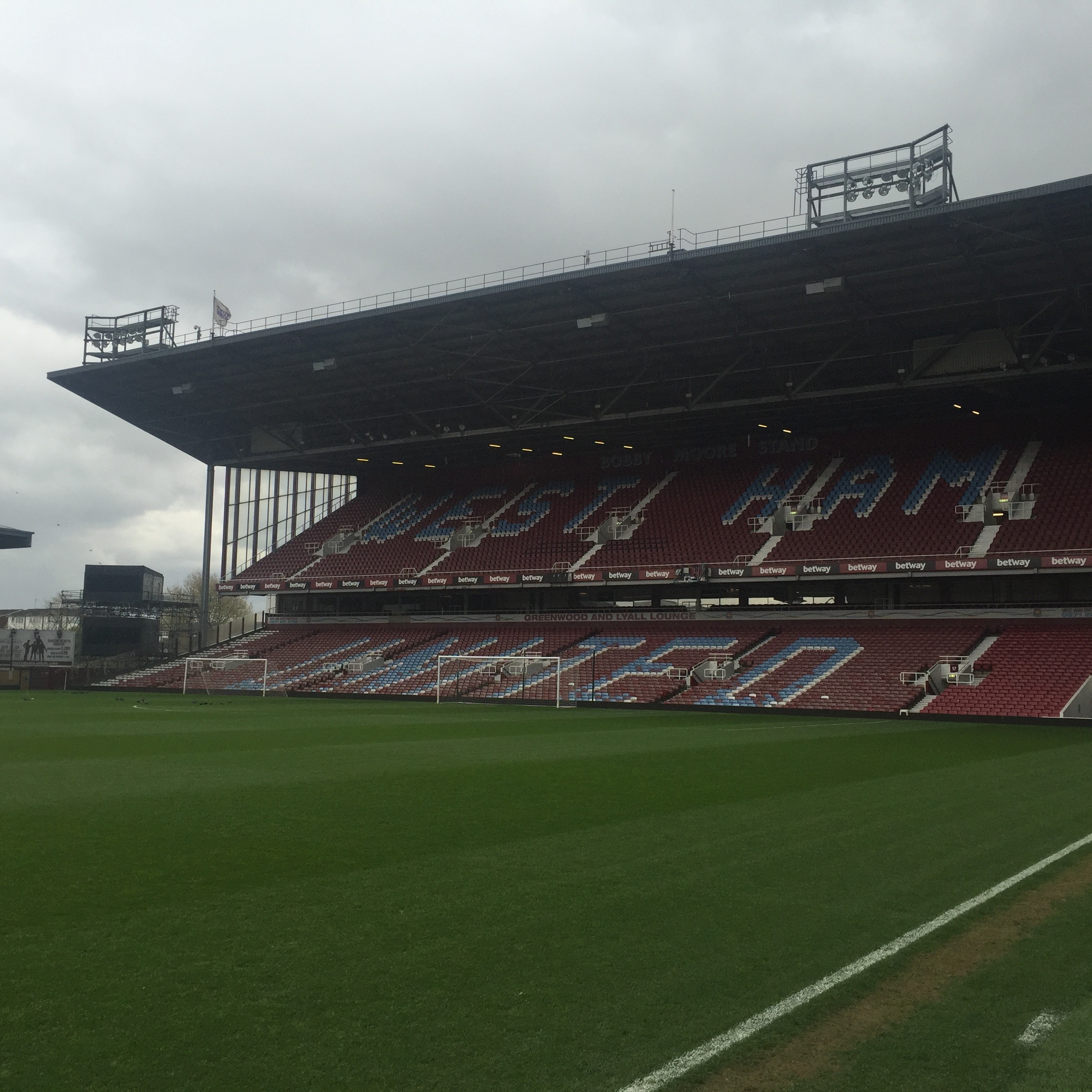 Bobby Moore Stand
