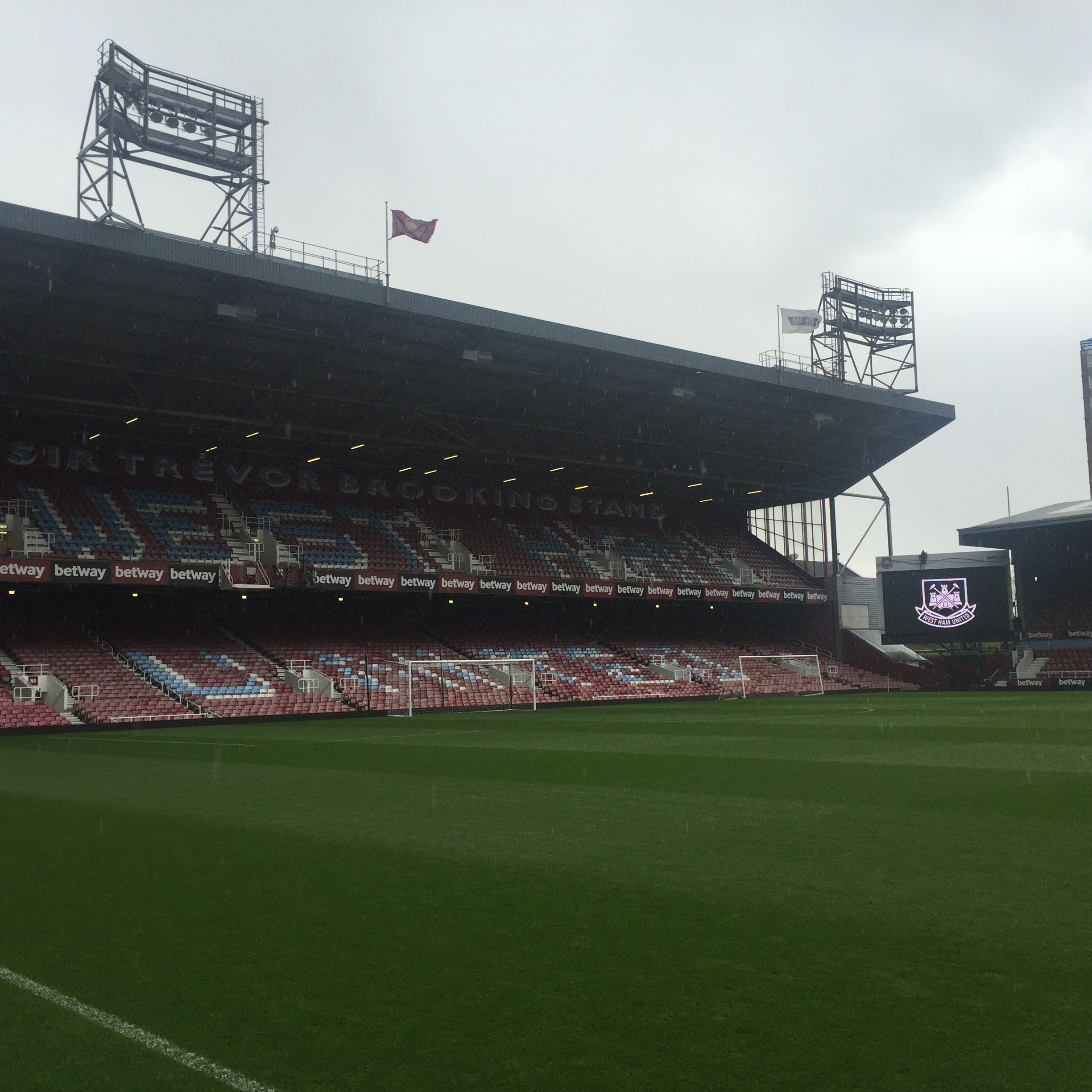 Sir Trevor Brooking Stand