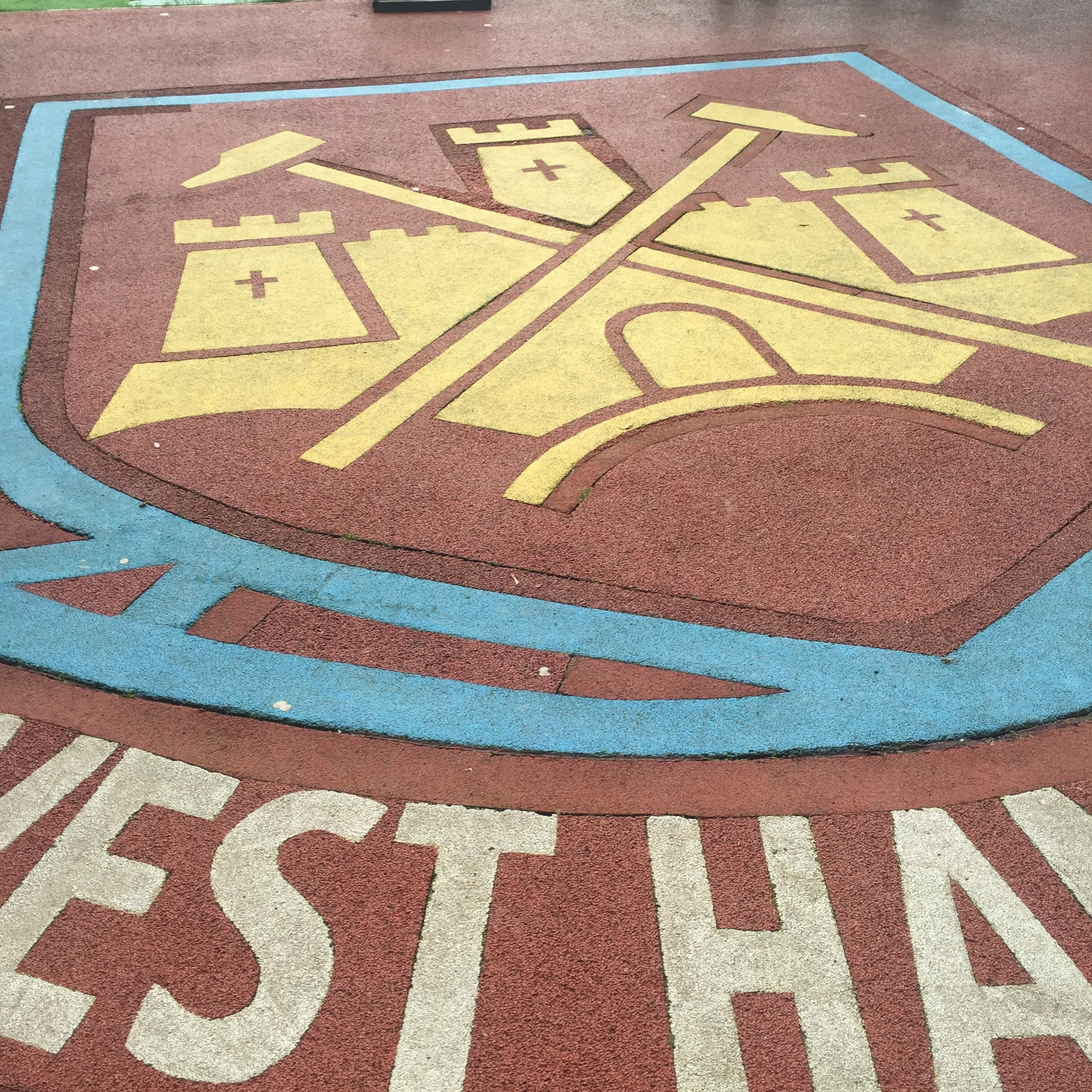 Come On You Irons!
