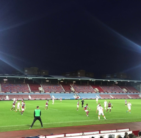 The final Final at Upton Park