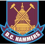 D.C. Hammers Capitol Logo